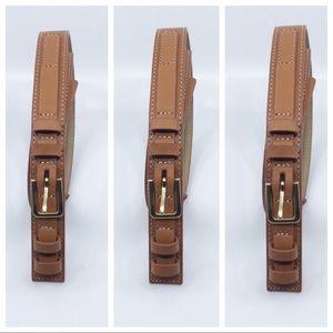 Accessories - Leather Belt | M